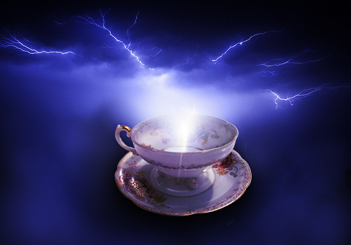 Storm In A Teacup by JBraine